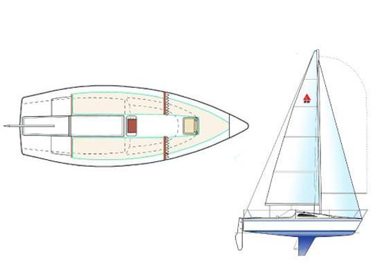 2020 New Catalina Capri 22 ON Order Racer and Cruiser