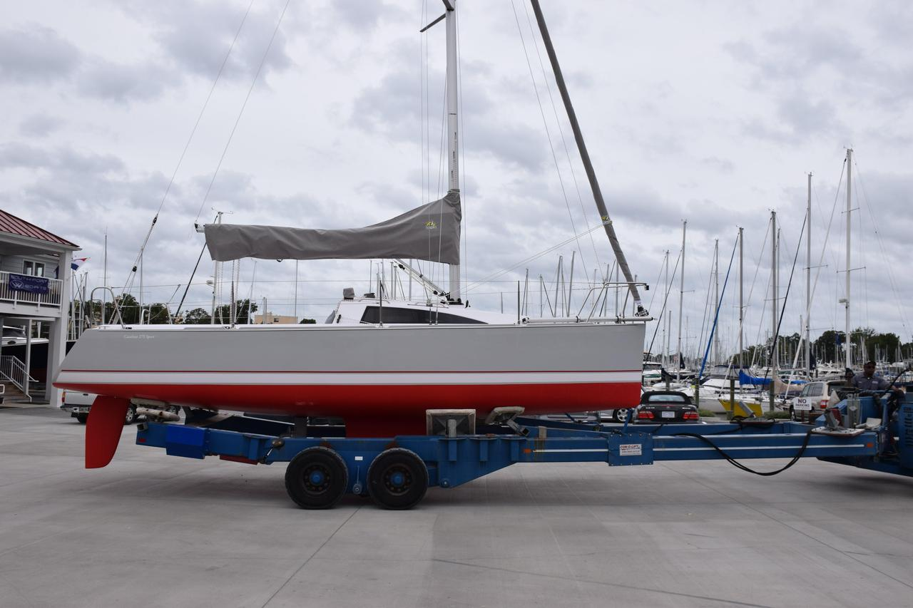 2020 New Catalina 275 Sport Racer and Cruiser Sailboat For