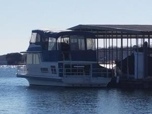 Used Gibson 1989 Standard House Boat For Sale