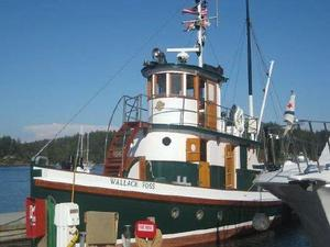 Used Tacoma Shipyard Antique and Classic Boat For Sale