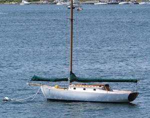 Used Eldredge-Mcinnis Cruiser Sailboat For Sale