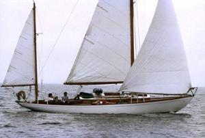 Used Concordia Yawl Sailboat For Sale