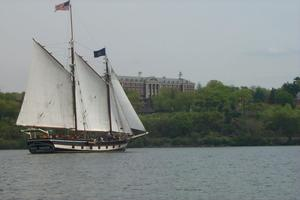 Used Schooner Mystic Whaler Schooner Sailboat For Sale