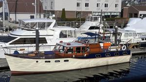 Used Rampart 48 Motor Yacht For Sale
