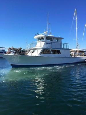 Used Harker's Island Rose Craft Dive Boat For Sale