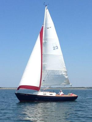 Used Alerion Express 28 Sloop Sailboat For Sale