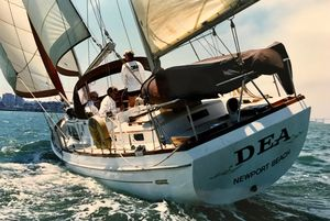 Used Alden Dolphin Ketch Sailboat For Sale