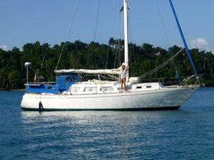 Used Challenger 40 Cruiser Sailboat For Sale