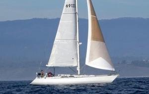 Used Peterson Serendipity 43 Racer and Cruiser Sailboat For Sale