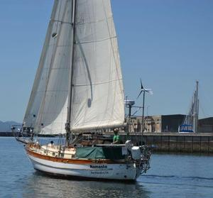 Used Union Polaris 36 Cruiser Sailboat For Sale