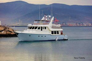Used Nordhavn 57 Motor Yacht For Sale