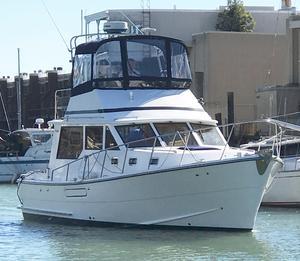 Used Sea Spirit Sedan Fly Bridge Flybridge Boat For Sale