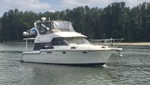 Used Carver 370 Voyager Flybridge Boat For Sale
