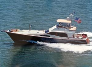 Used Cheoy Lee Midnight Lace 52 Express Cruiser Boat For Sale