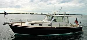 Used Eastbay 38 HX Downeast Fishing Boat For Sale