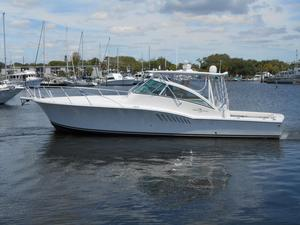 Used Albemarle 410 Express Fisherman Sports Fishing Boat For Sale
