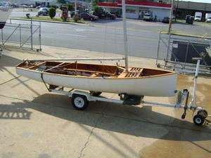 Used D&m Thistle - Woodie!!! Daysailer Sailboat For Sale