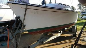 Used O'day 20 Cruiser Sailboat For Sale