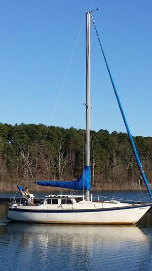 Used Capital Gulf 29 Pilothouse Sailboat For Sale