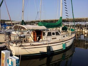 Used Mariner 38 Pilothouse Sailboat For Sale