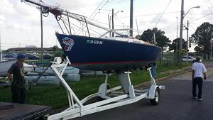 Used J Boats J/22 Racer and Cruiser Sailboat For Sale