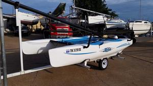 Used Hobie Cat Wave Catamaran Sailboat For Sale