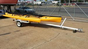 Used Hobie Tandem Island Trimaran Sailboat For Sale