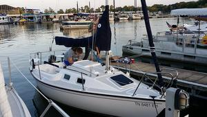 Used Precision 18 Racer and Cruiser Sailboat For Sale
