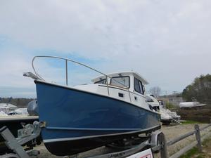 New Seaway 24 Coastal Hardtop Downeast Fishing Boat For Sale