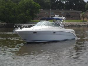 Used Sea Ray 290 Amberjack Cruiser Boat For Sale