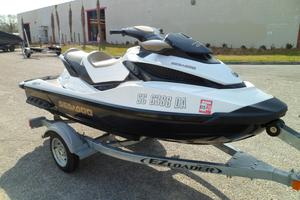Used Bombardier GTX 155 High Performance Boat For Sale