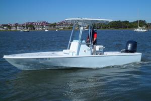 Used Cape Horn 23 Cape Bay Center Console Fishing Boat For Sale