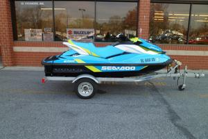 Used Bombardier GTI SE 155 High Performance Boat For Sale