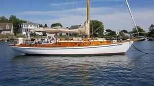 Used Rhodes 38 Cruiser Sailboat For Sale