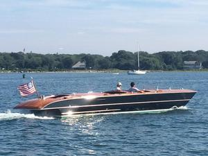 Used Hickman 33 Custom High Performance Boat For Sale