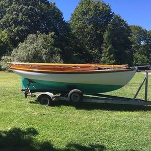 Used Landing School Haven 12 5 FT Daysailer Sailboat For Sale