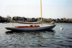 Used Herreshoff Buzzard's Bay 25 Daysailer Sailboat For Sale