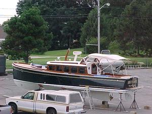 Used Latitude 46 Andreyale 10M Antique and Classic Boat For Sale