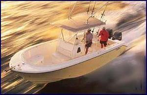 Used Edgewater 265CC265CC Saltwater Fishing Boat For Sale