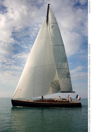 New Latitude 46 Tofinou 12 Daysailer Sailboat For Sale