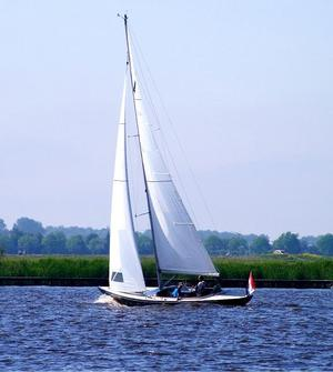 New Eagle 36 Daysailer Sailboat For Sale