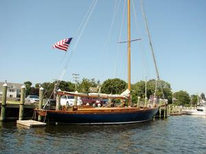 Used Alden Cutter Sailboat For Sale