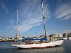 Used Herreshoff John Alden Yawl Antique and Classic Boat For Sale