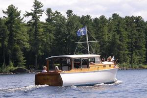 Used Elco 325 Cruisette Cruiser Boat For Sale