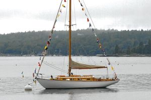 Used Sparkman & Stephens Pilot Sloop Antique and Classic Boat For Sale
