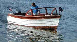 Used Classic Penbo Runabout Antique and Classic Boat For Sale