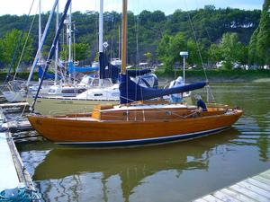 Used Cheoy Lee Frisco Flyer Antique and Classic Boat For Sale