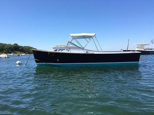 Used Classic Brownell/eldredge Mcinnis Downeast Fishing Boat For Sale