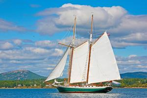 Used Classic Murray Peterson Pilot Schooner Sailboat For Sale