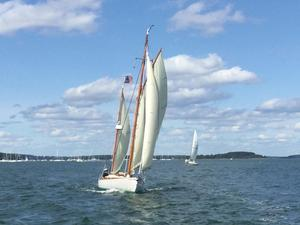 Used Custom Gannon And Benjamin Yawl Antique and Classic Boat For Sale